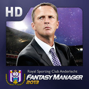 RSC Anderlecht Fantasy Manager 2013 HD manager players skills