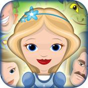 Grimm`s Rapunzel - 3D Interactive Pop-up Book