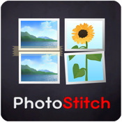PhotoStitch -Vertical Combiner for SNS (Twitter,Facebook)