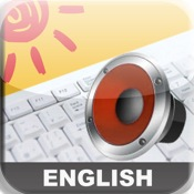Talking English Audio Keyboard