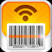 Kinoni Barcode Reader - Wireless Barcode Scanner