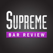 MPRE Review: Supreme Bar Review rss reader review