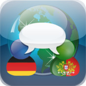 SpeechTrans Portuguese German Translator with Voice Recognition Powered by Nuance maker of Dragon Naturally Speaking
