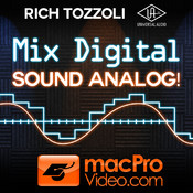 Rich Tozzoli - Mix Digital, Sound Analog!