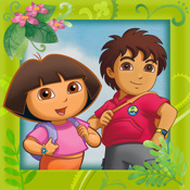 Dora & Diego's Vacation Adventure