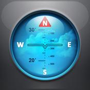 Commander Compass Lite ~ milspec compass, GPS tracker, maps