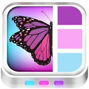 PicFrame Deluxe - Picture Frames + Photo Frames + Picture Collage for Instagram