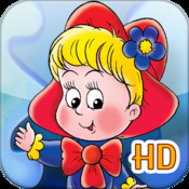 Puzzles `N Coloring - Fairy Tales / LITE [tags:jigsaw puzzles,colouring pages,games for kids] kids online puzzles