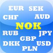 Norwegian Krone Exchange Rates
