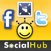 SocialHub for Facebook Twitter Buzz Myspace foursquare SMS Email Meebo: ♛✔☺ and ŜtŷÎëŝ Everywhere!
