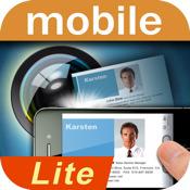 WorldCard Mobile Lite - business card reader & business card scanner business card builder