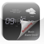 Multitasking Music Alarm Clock √ (MM Alarm) - with Weather zone alarm 6 deutsch