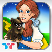 The Wizard Of Oz - An Interactive Children`s Story Book HD