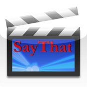 SayThat - Sprechen ohne Sprechen switchproxy 1 3