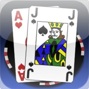 Blackjack Lite for iPad - the popular and fun card and casino game for iPad! sim ipad