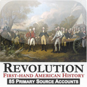 Revolution First-hand American History