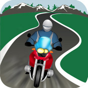 Greatest Road Motorcycle Rider GPS Road Finder road