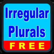 Irregular Plurals Free - English Language Art Grammar App