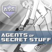 Agents of Secret Stuff Soundboard