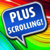 Color Text Messages + Scrolling scrolling text ticker