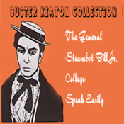 Buster Keaton Movie Collection - 4 Superhit Movies in one App