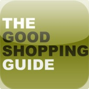 The Good Shopping Guide - Ethical Shopping App