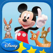 Mickey Mouse Clubhouse: Mickey`s Wildlife Count Along music with mickey