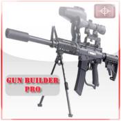 Gun Builder Pro + Radio Receiver television receiver
