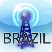 Rádios do Brasil - Alarme + Registo / Radio Brazil - Alarm Clock + Recording