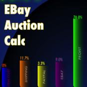 Auction Calc (Ebay Paypal Profit Projections)