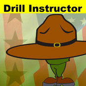 Midget Drill Instructor Comedy Ringtones (FREE) id com