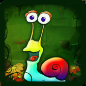 The Adventures of Slibby the Snail: The stolen food HD