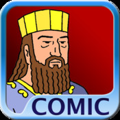 Bible comic book - Kings and prophets