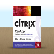 "Citrix XenAppâ""¢ Platinum Edition for Windows : The Official Guide by Tim  Reeser"