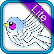 Maze Coloring Book Lite - Animals -