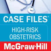 Case Files High-Risk Obstetrics (LANGE Case Files) McGraw-Hill Medical erase files