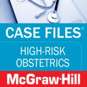 Case Files High-Risk Obstetrics (LANGE Case Files) McGraw-Hill Medical erase files