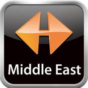 NAVIGON MobileNavigator Middle East
