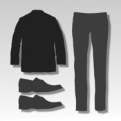 Stylebook Men: Closet Organizer & Assistant closet