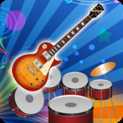 Magic Music Galore HD - Xylophone Drums Guitar Saxophone Piano Musical Instruments
