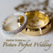 Bride`s Guide to a Picture Perfect Wedding wedding album design