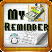 My Reminder - Documents & Payments Reminder simple reminder program