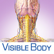 3D Brain & Nervous System Anatomy for iPad 2