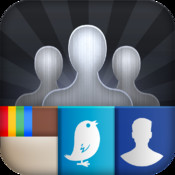 MyFollowers: 3 in 1! for Instagram, Twitter and Facebook - Track followers, unfollowers, following, mutual friends, fans, defriended, unfriended, de-activated, re-activated