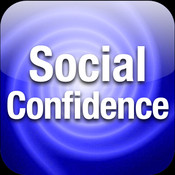 Social Confidence hypnotherapy audio app by hypnotist Glenn Harrold