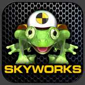 Slyde the Frog™ - the Free Feverish Froggy Flying Fun Fest Game!