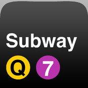 Subway Q7: NYC Subway Directions