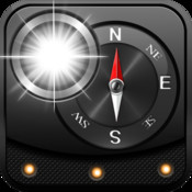 Compass, Flashlight, Speedometer, Altimeter, Course Free