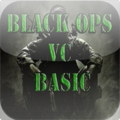 Black Ops VC Basic (A competitive strategy guide to Call of Duty Black Ops) black office furniture