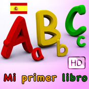 My First Book of Spanish Alphabets